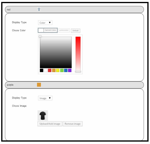 WooSwatches - Woocommerce Color or Image Variation Swatches 7