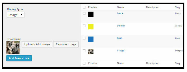 WooSwatches - WooCommerce Color or Image Variation Swatches - 6